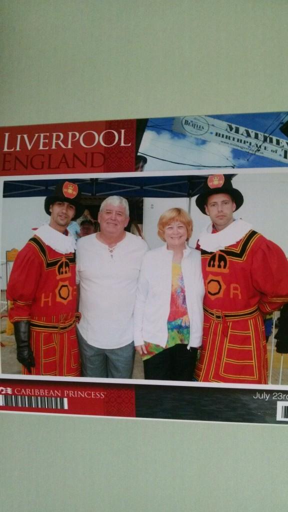 Liverpool - Magazine cover