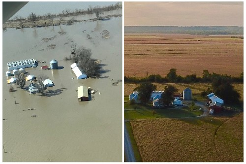 After devastating floods, U.S. Midwest farms need more than 'paper towels' to recover