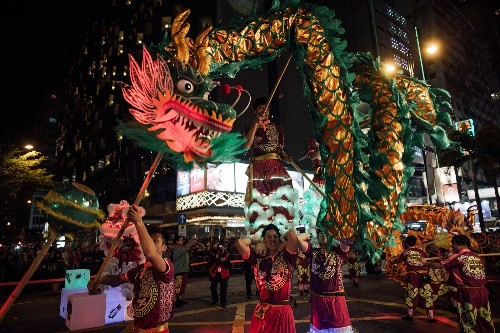 Lunar New Year 2016 in Pictures