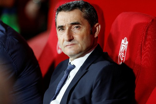 Valverde worried by Barcelona's limp away form after Granada defeat
