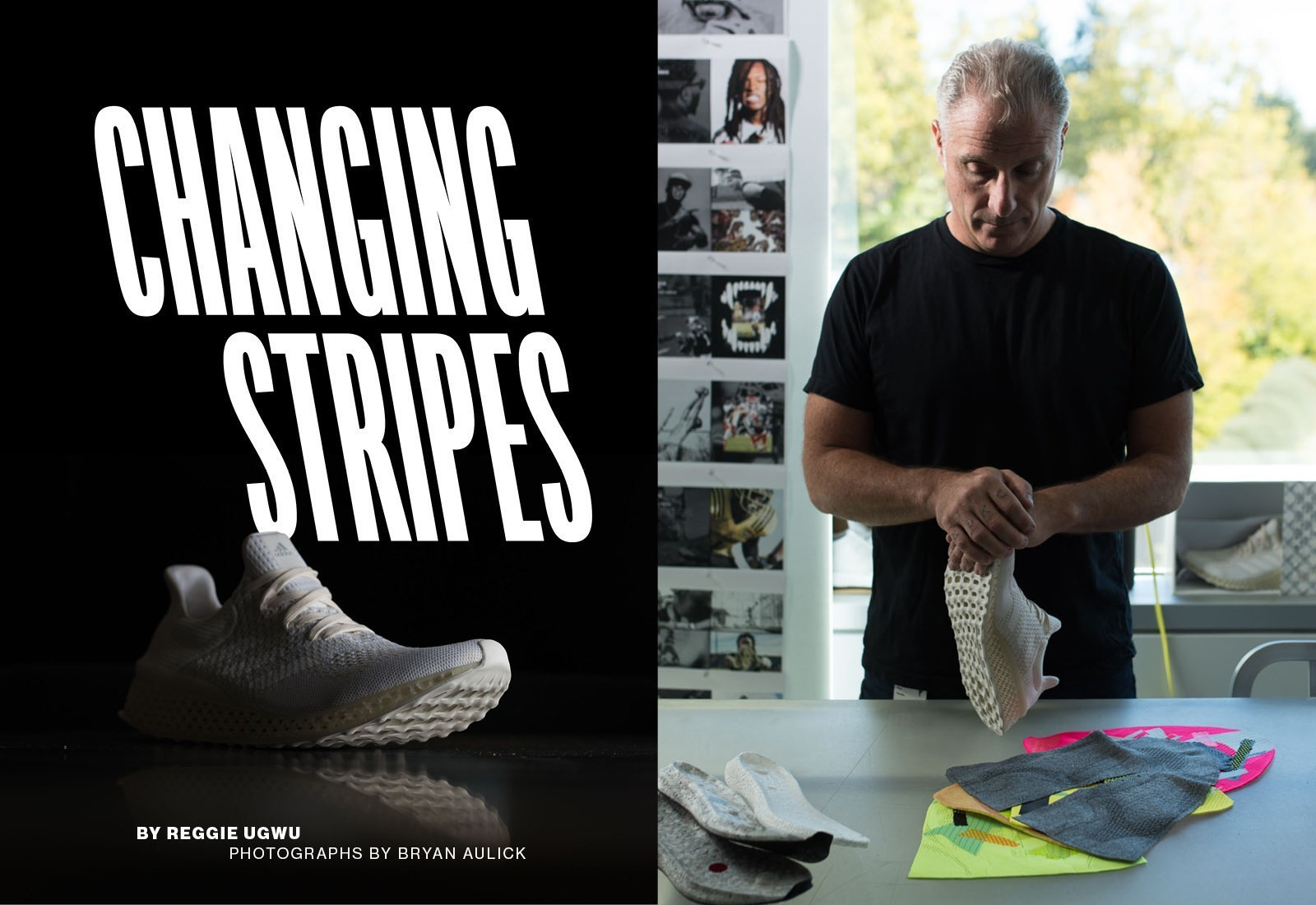 The Man Who Made Adidas Cool Again