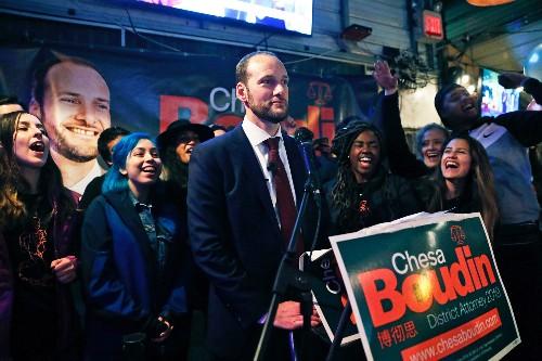 Progressive lawyer Boudin wins San Francisco's DA race
