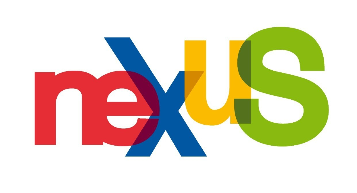 eBay logo remix for NeXus logistics oilfield Hardhat decals.