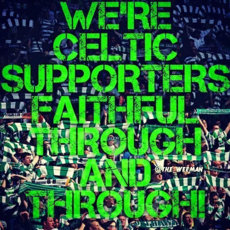 Celtic Folder - Magazine cover