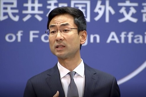 China calls on US to 'correct' Iran sanctions