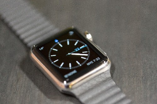 Apple Watch Sales Estimates Remain Low