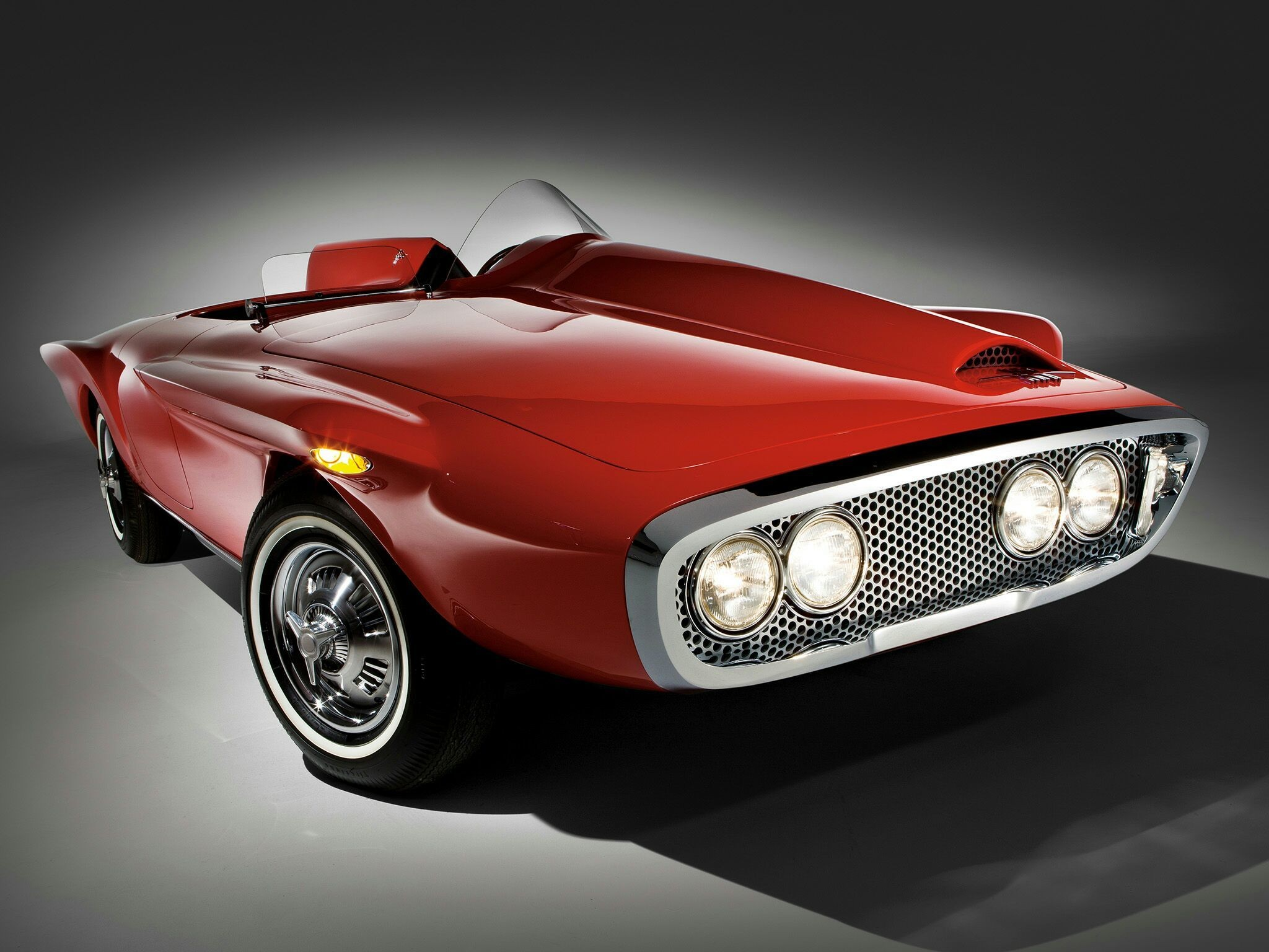 Plymouth XNR Concept, 1960