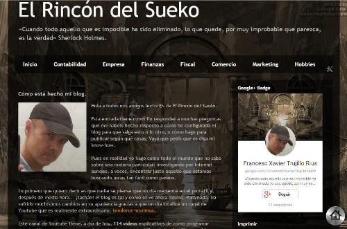 El Rincón del Sueko - Magazine cover