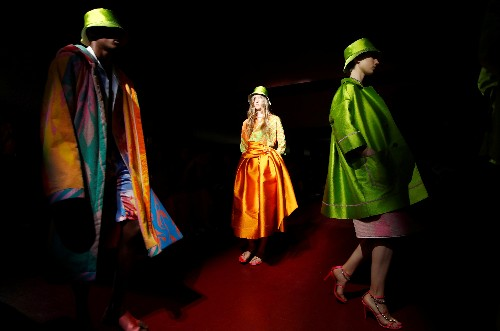 Style trumps fashion at Prada, Pilotto goes to the beach at Milan shows