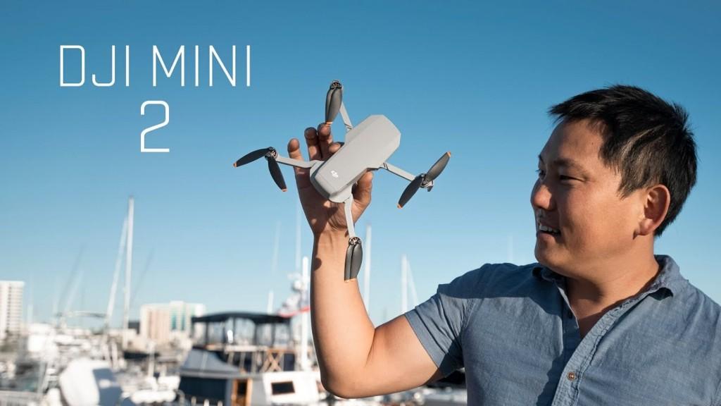 DJI Mini 2 - SUB $500 Mavic Mini - cover