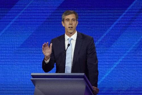 O'Rourke says he's open to broadening gun buyback proposal