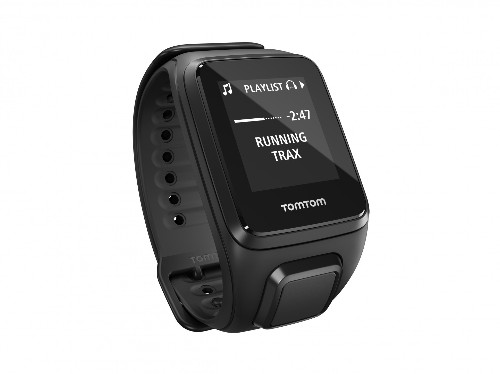 TomTom's New Stylishly Massive Smartwatch Is Three Devices In One
