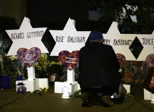 Remembering the Victims of the Pittsburgh Synagogue Massacre: Pictures