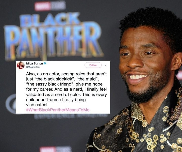 #WhatBlackPantherMeansToMe Stresses The Power Of Seeing Black Glory In Film