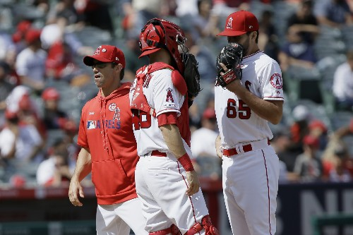 Angels fire manager Ausmus after 1 poor season; Maddon next?