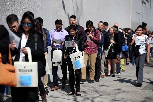 U.S. weekly jobless claims fall less than expected