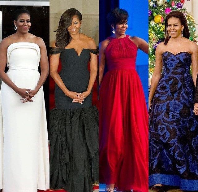 #BEAUTIFUL THE #CLASSY FIRST LADY EVER #FLOTUS #FirstLady Of The United States 🇺🇸 Of America #MichelleObama