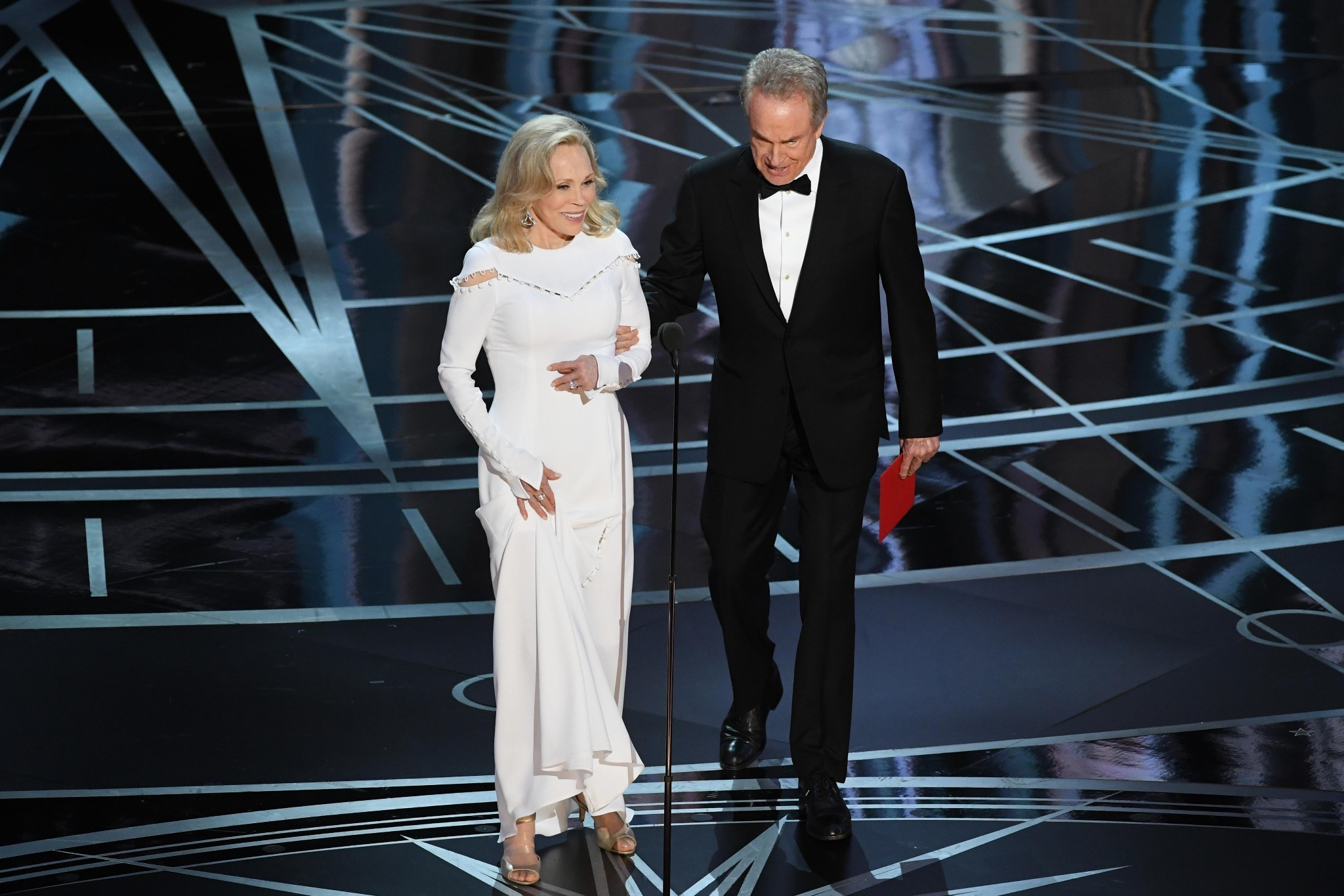 Anatomy of an Oscars fiasco: how La La Land was mistakenly announced as best picture