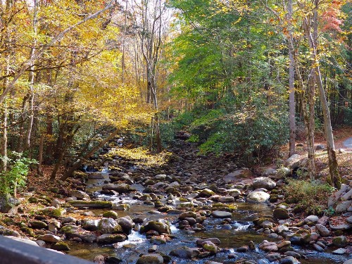Smoky Mountain National Park, Tennessee