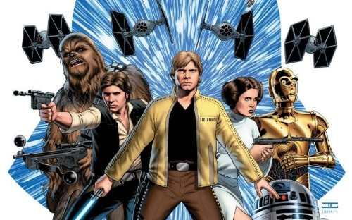 The Force Is Strong in This Comic: Marvel's Spectacular Return to 'Star Wars'