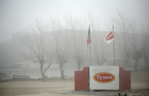 Tyson Foods says not formalized plans for Kazakh beef processing plant