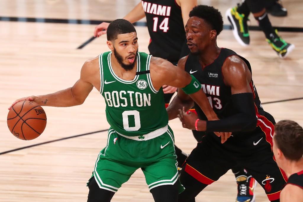 NBA : Boston dégaine enfin