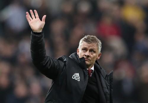Soccer: Manchester United job isn't too big for me, says Solskjaer