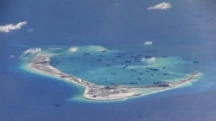 U.S. to sail warships near disputed South China Sea islands: FT