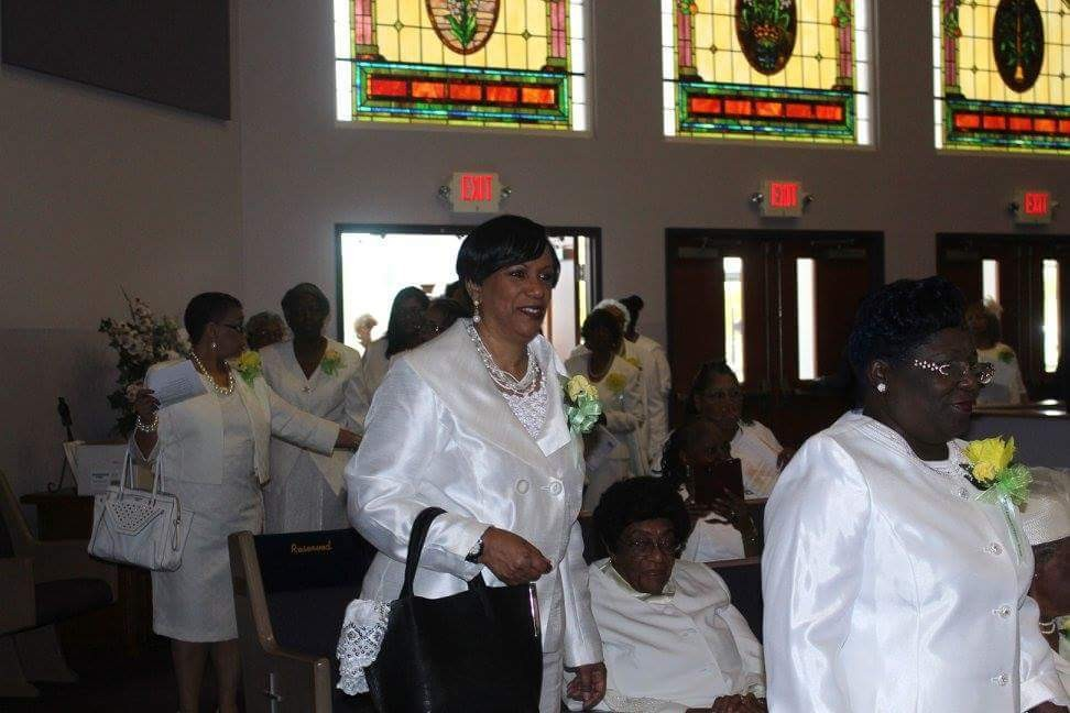 2016 Womens Day Celebration at First Baptist Church East End, Newport News VA.