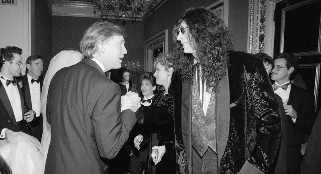 How Howard Stern Owned Donald Trump