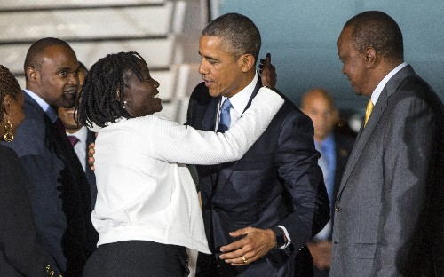 The Week in Review: Obama's Trip Shines a Light on Africa