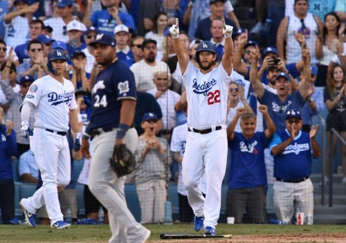 Kershaw's strong outing lifts Dodgers to 3-2 NLCS lead
