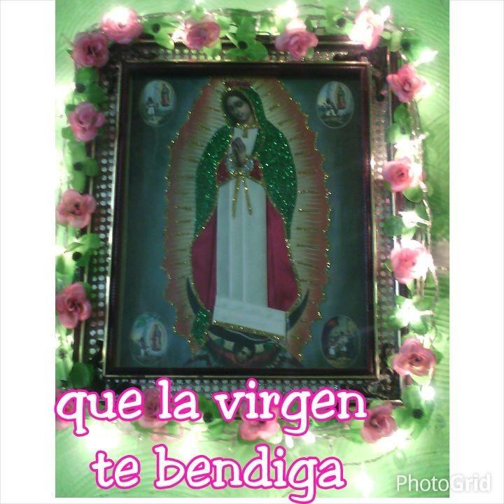 Felicidades Virgencita de Guadalupe