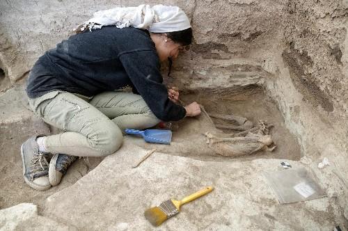 Prehistoric settlement in Turkey bears telltale signs of modern woes
