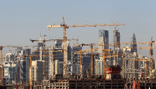 Dubai house prices to fall sharply: Reuters poll