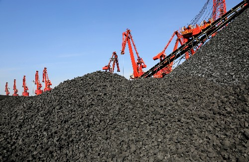 China's July coal imports jump 21% on strong summer power demand