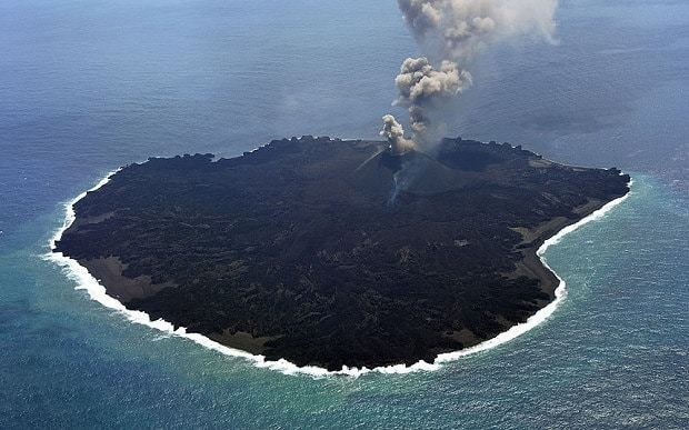 New Japanese island provides 'natural laboratory' to explore evolution