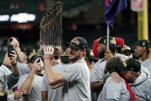 MLB stars hammer Manfred over 'piece of metal' trophy crack