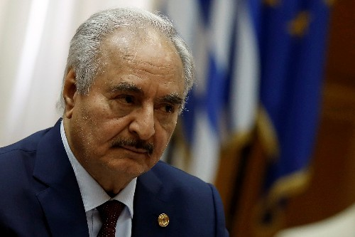 Libya's Haftar says any ceasefire would be contingent on Turkish withdrawal: RIA