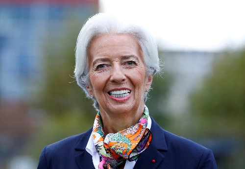 Lagarde in the spotlight at first ECB meeting