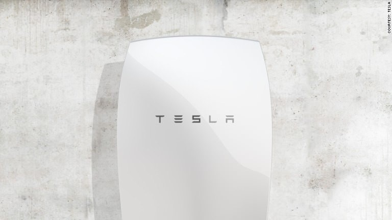 Tesla's new product is a battery for your home