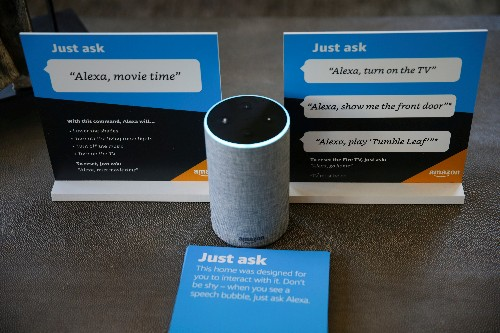Amazon Echo link could be turning UK parents off the name Alexa