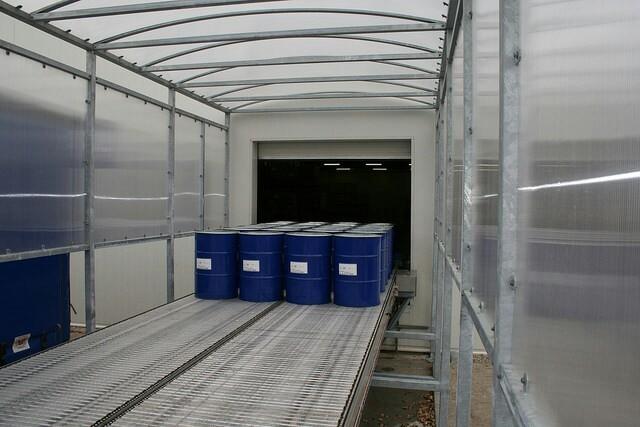 Slat system for Döhler Holland