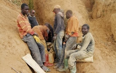 London is the hub of 'bribery in its purest form' in African mining deals