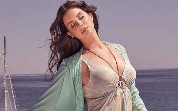 Lana Del Rey's 'High By The Beach' music video has an absurd twist
