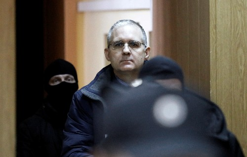 Russia's FSB wants alleged U.S. spy to be held for three more months - Ifax