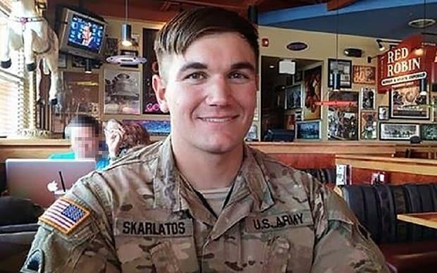 Alek Skarlatos: off-duty soldier who tackled train gunman