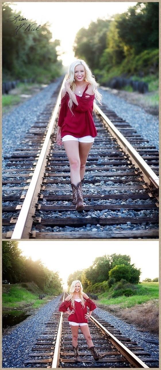 Texas Railroads ❤️🛤