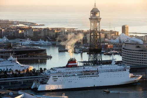 Air quality on cruise ships '20 times worse' than in a busy city centre