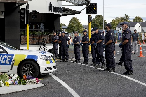 New Zealand mosque shooter broadcast slaughter on Facebook